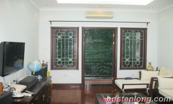 House for rent in An Duong street, Tay Ho, Ha Noi 7