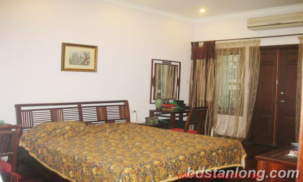 House for rent in An Duong street, Tay Ho, Ha Noi 1