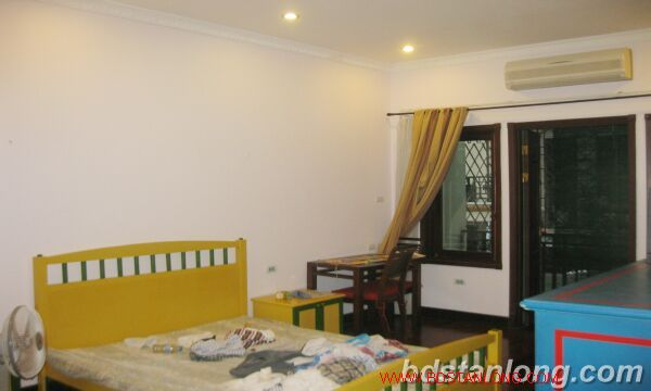 House for rent in An Duong street, Tay Ho, Ha Noi 2