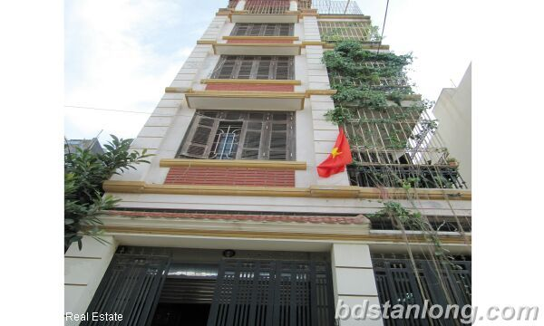 House for rent in Au Co road, Tay Ho, Ha Noi 1
