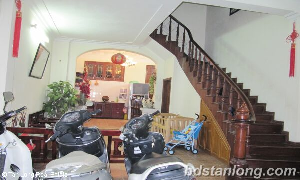 House for rent in Au Co road, Tay Ho, Ha Noi 2