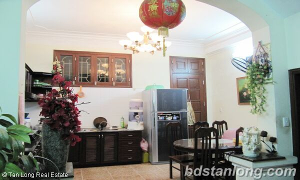 House for rent in Au Co road, Tay Ho, Ha Noi 3