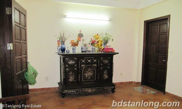 House for rent in Au Co road, Tay Ho, Ha Noi 6