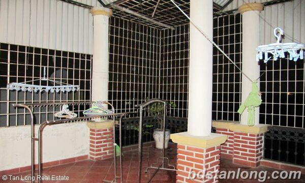 House for rent in Au Co road, Tay Ho, Ha Noi 7