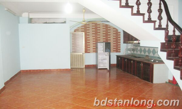 House for rent in Hoang Ngan street, Thanh Xuan district, Hanoi 4