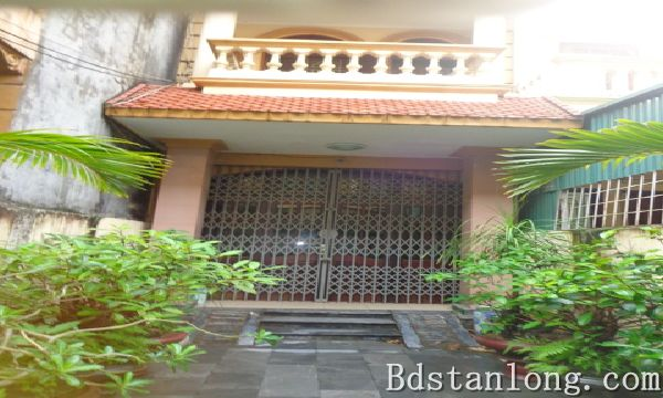 House for rent in Nguyen Phong Sac street, Cau Giay district