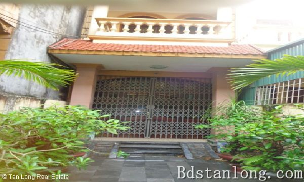 House for rent in Nguyen Phong Sac street, Cau Giay district 1