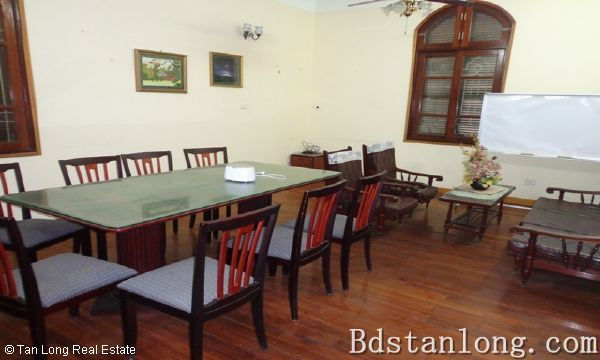 House for rent in Nguyen Phong Sac street, Cau Giay district 5