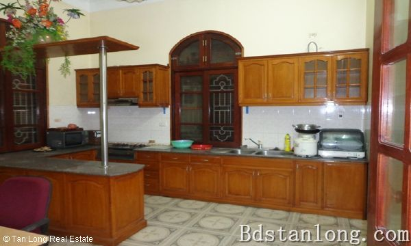 House for rent in Nguyen Phong Sac street, Cau Giay district 6