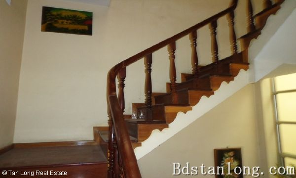 House for rent in Nguyen Phong Sac street, Cau Giay district 8