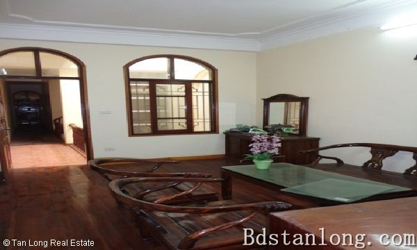 House for rent in Nguyen Phong Sac street, Cau Giay district 9