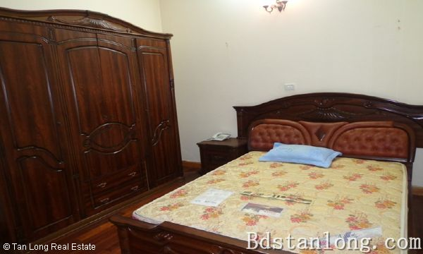 House for rent in Nguyen Phong Sac street, Cau Giay district 4
