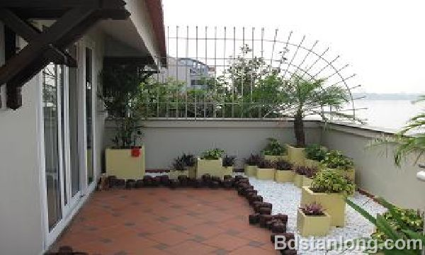 House for rent in Thuy Khue street, Tay Ho dist, Ha Noi