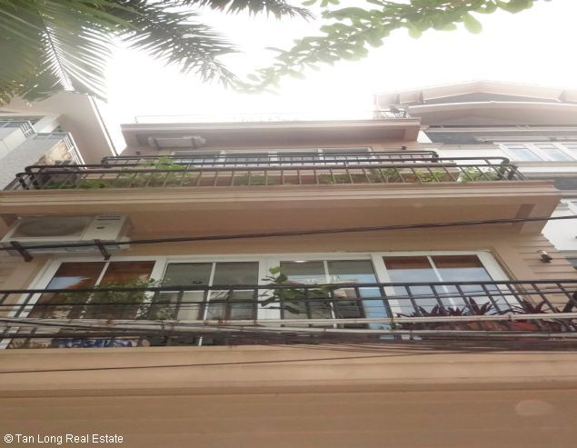 House for rent in To Ngoc Van streets, Tay Ho district. 1