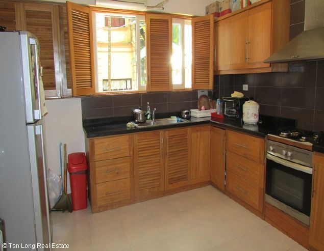 House for rent in To Ngoc Van streets, Tay Ho district. 4