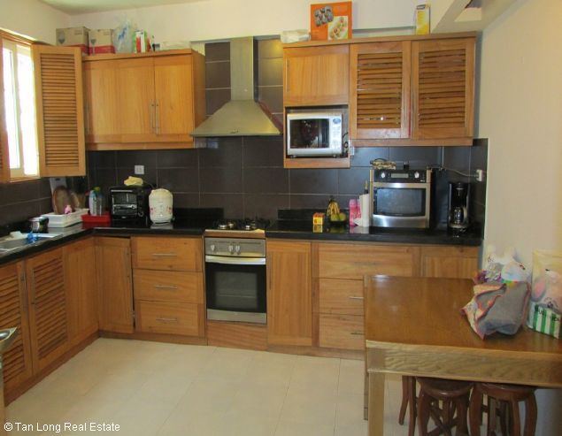 House for rent in To Ngoc Van streets, Tay Ho district. 5