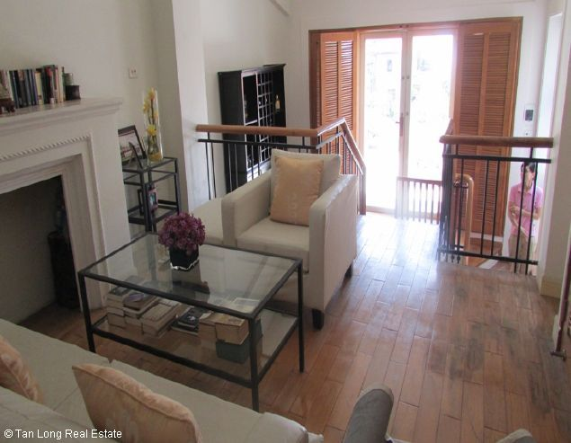House for rent in To Ngoc Van streets, Tay Ho district. 6