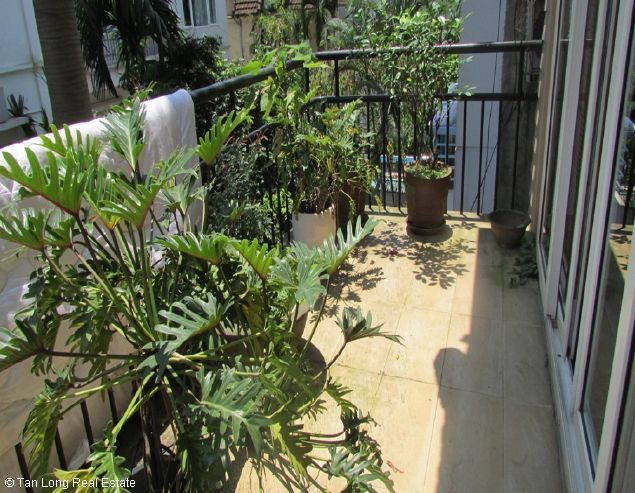 House for rent in To Ngoc Van streets, Tay Ho district. 7