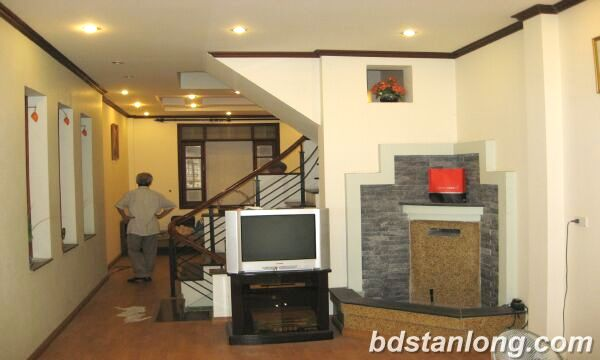 House for rent in Trung Hoa Nhan Chinh, Cau Giay, Ha Noi