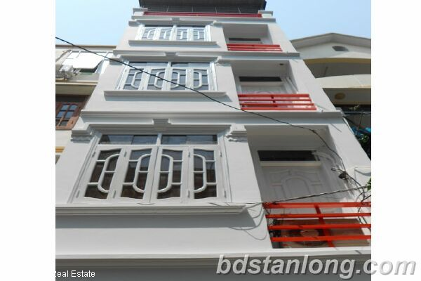 House for rent in Trung Yen, Cau Giay district 1