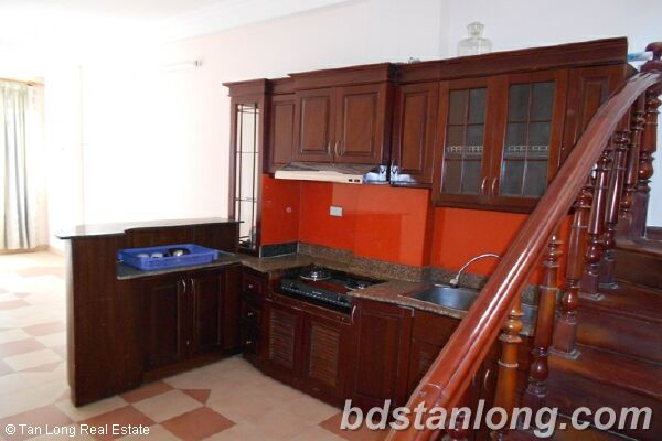 House for rent in Trung Yen, Cau Giay district 6