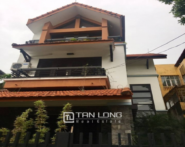 House for rent on Lac Long Quan street! 1