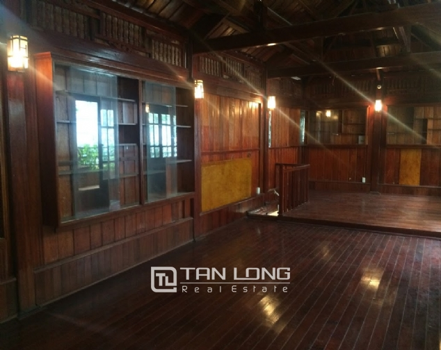 House for rent on Lane 97, Van Cao street, Ba Dinh 4