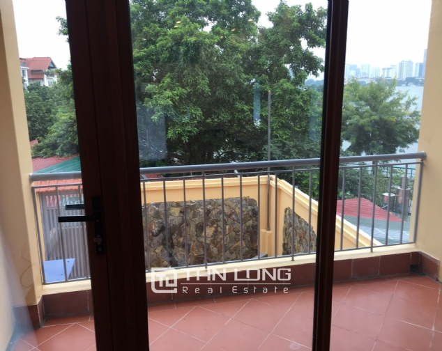 House for rent with 4 bedrooms on To Ngoc Van street, Tay Ho district! 5