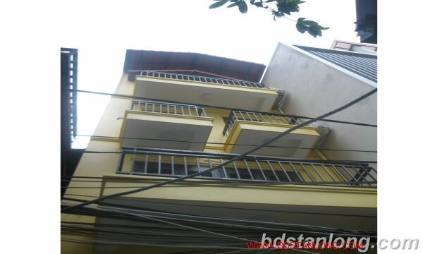 House in Au Co, Tay Ho for rent 1