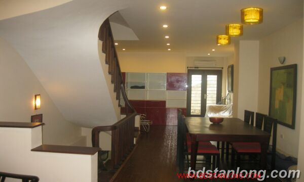 House in Au Co, Tay Ho for rent 3
