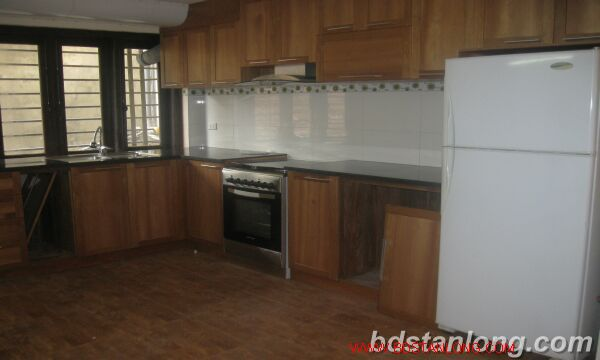 House in Au Co, Tay Ho for rent 5