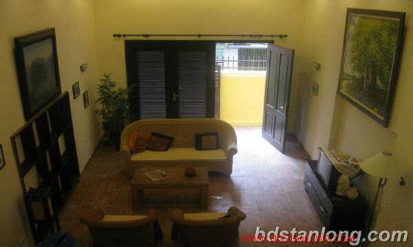 House in Au Co, Tay Ho for rent 7
