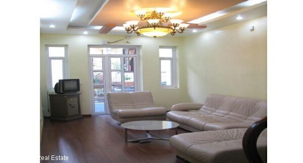 House in Nghi Tam street, Tay Ho district for rent 7