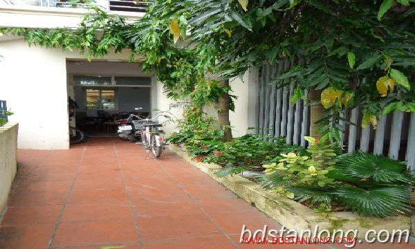 House in Tay Ho Hanoi for rent 2