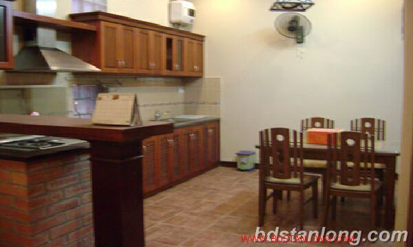 House in Vong Thi street, Tay Ho dist for rent 2
