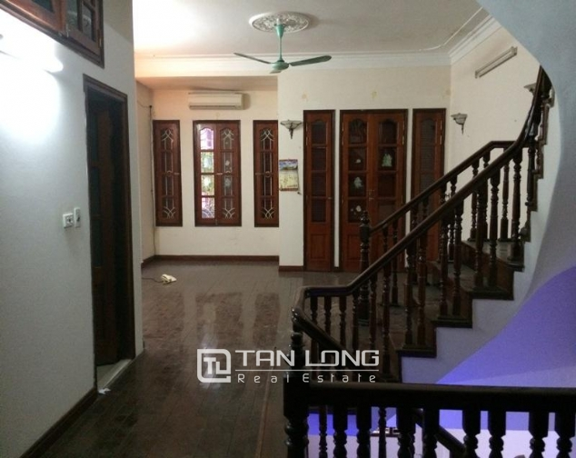 House to rent in Tran Duy Hung lane, 5 storeys 2