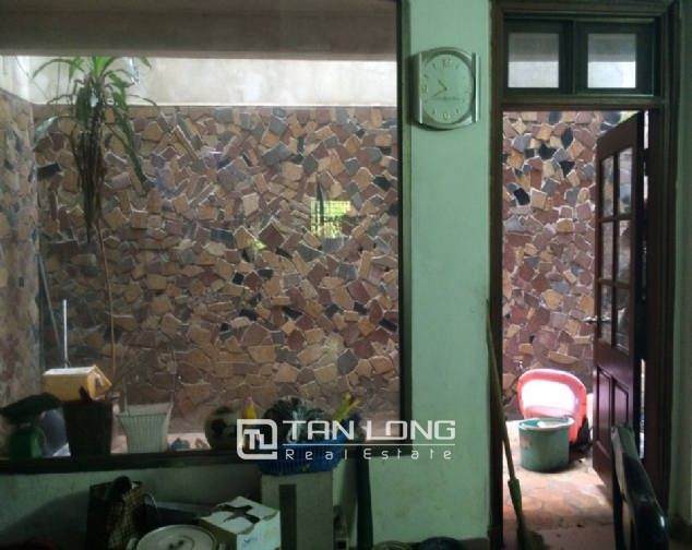 House to rent in Trung Yen, Cau Giay district, 112m2, 4 storeys 4