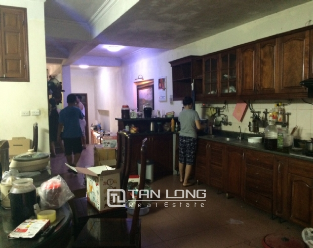 House to rent in Trung Yen, Cau Giay district, 112m2, 4 storeys 5
