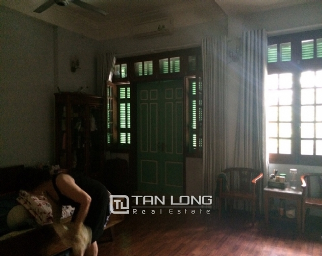 House to rent in Trung Yen, Cau Giay district, 112m2, 4 storeys 6