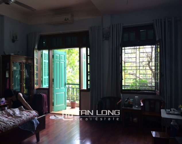 House to rent in Trung Yen, Cau Giay district, 112m2, 4 storeys 7