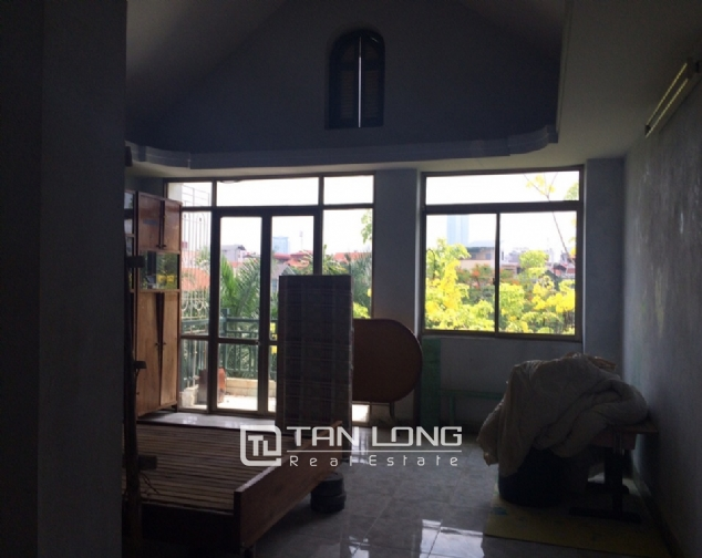 House to rent in Trung Yen, Cau Giay district, 112m2, 4 storeys 10