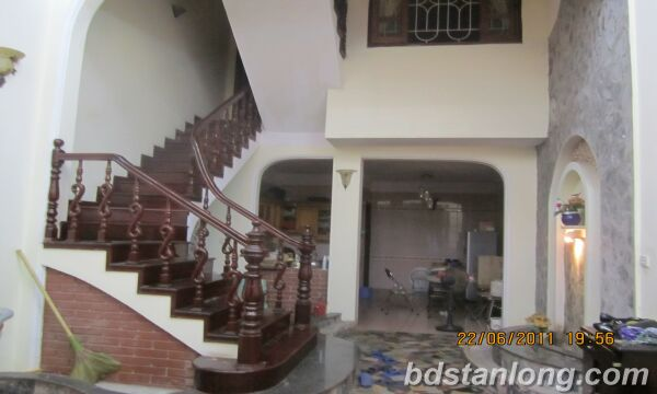 House with 3 bedrooms in My Dinh 1, Tu Liem for rent