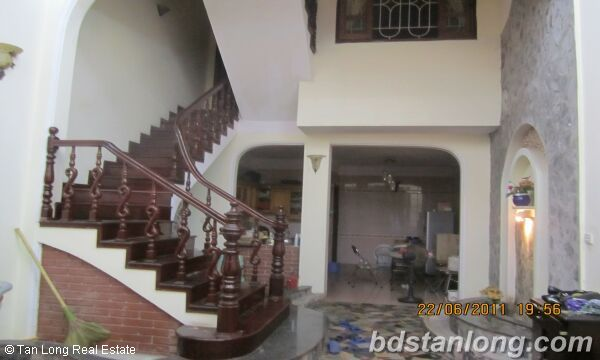 House with 3 bedrooms in My Dinh 1, Tu Liem for rent 1