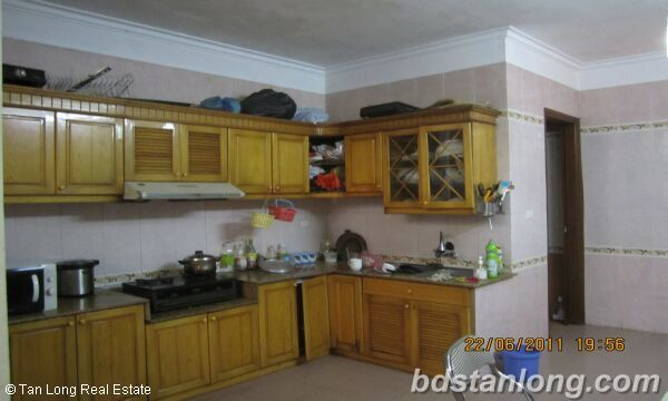 House with 3 bedrooms in My Dinh 1, Tu Liem for rent 5
