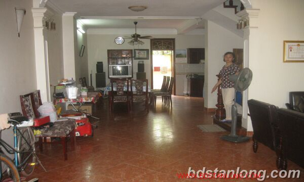 House with 4 bedrooms in Thuy Khue, Tay Ho for rent 4