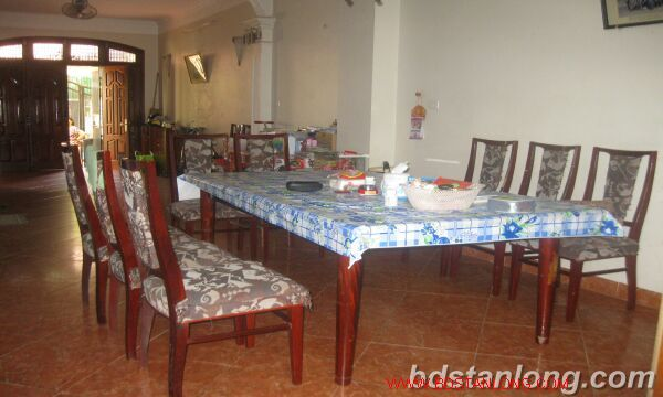 House with 4 bedrooms in Thuy Khue, Tay Ho for rent 5