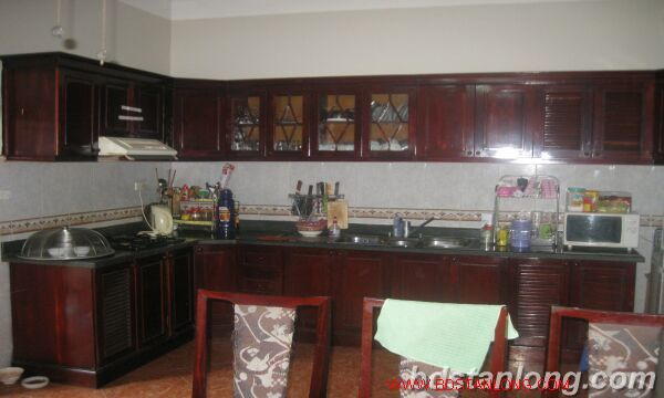 House with 4 bedrooms in Thuy Khue, Tay Ho for rent 6