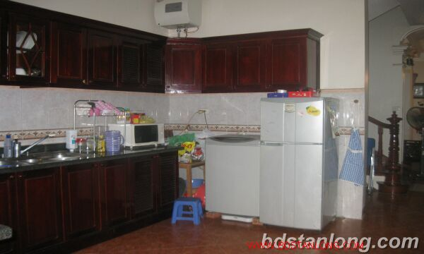 House with 4 bedrooms in Thuy Khue, Tay Ho for rent 7