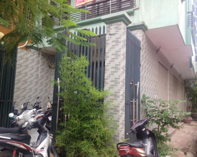 House with area of 75m2 for lease in Yen Hoa, Cau Giay district, Hanoi 1
