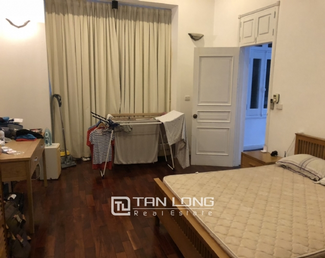 House with big yard and swimming pool for lease in Dang Thai Mai street, Tay Ho district! 10